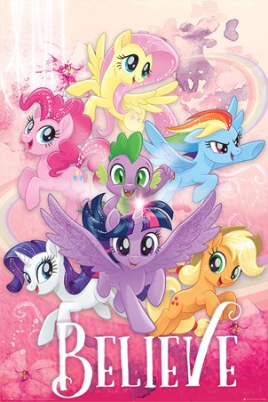 Believe - My Little Pony Movie