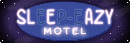 Sleep-Eazy Motel - Not A Good Night's Sleep