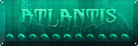 Atlantis - Submerged City