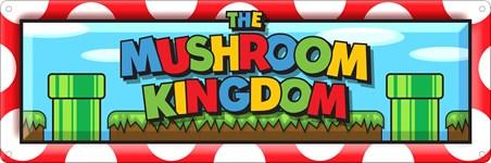 The Mushroom Kingdom - Gaming