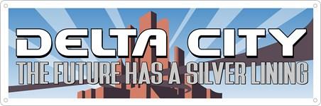 Delta City - Movie