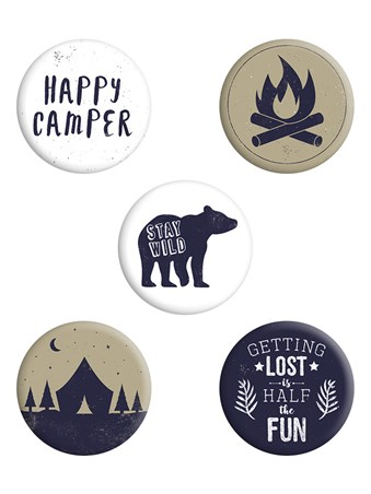 Getting Lost Is Half The Fun! - Happy Camper