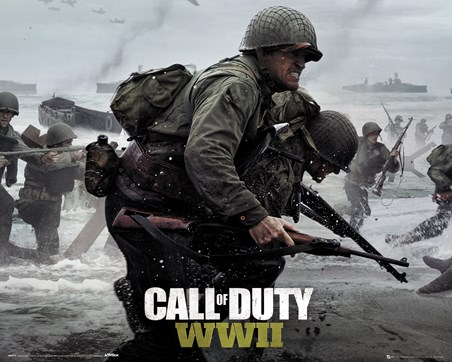 Stronghold WWII - Call of Duty