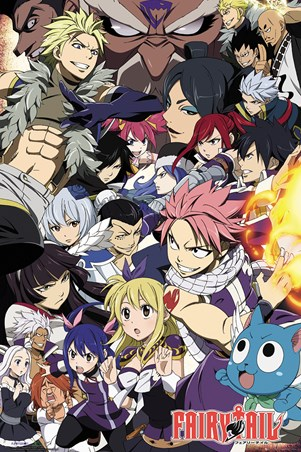 Framed Season 6 - Fairy Tail