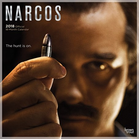The Hunt Is On - Narcos