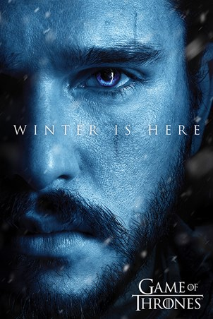 Winter Is Here Jon - Game Of Thrones