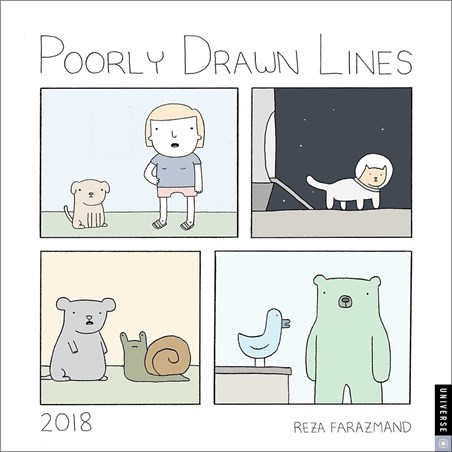 Life Is Weird - Poorly Drawn Lines