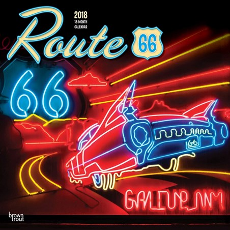 From Chicago To Santa Monica - Route 66