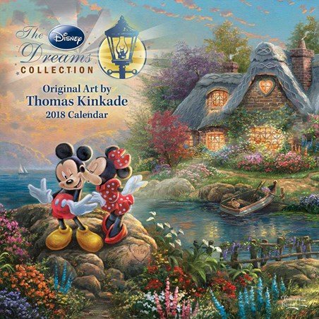 The Disney Dreams Collection - Thomas Kinkade