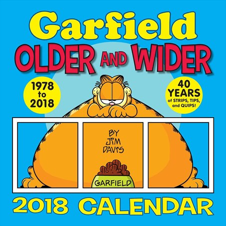 Older and Wiser - Garfield