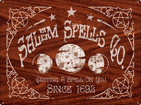 Home of Witchcraft - Salem Spells Co.