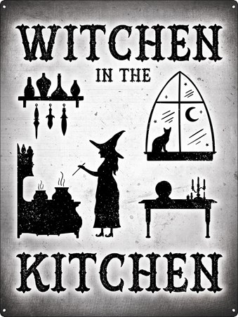 Witch's Lab - Witchen In The Kitchen