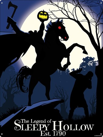 Halloween - Sleepy Hollow