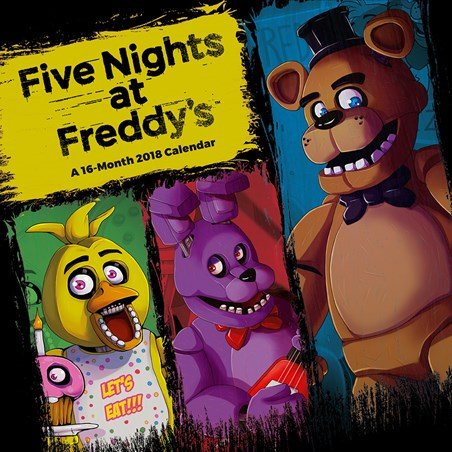 Let's Eat!!! - Five Nights At Freddy's