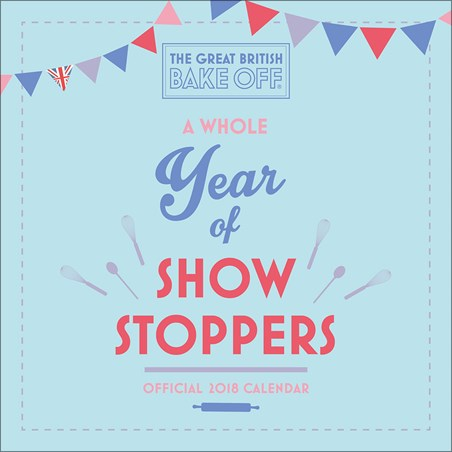 A Whole Year Of Show Stoppers - Great British Bake Off
