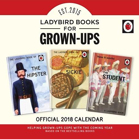 Books For Grown-ups - Ladybird