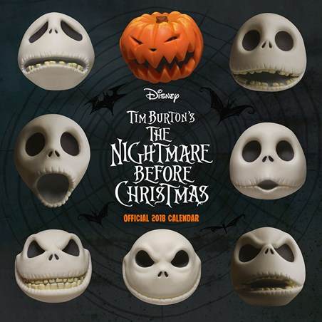 The Pumpkin King - Nightmare Before Christmas