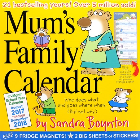 Mum's Family - Sandra Boynton