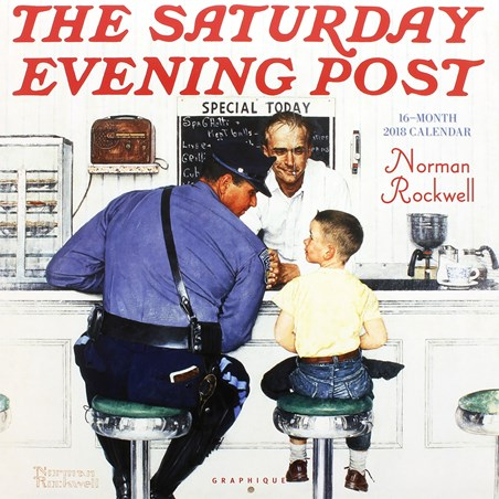 Saturday Evening Post - Norman Rockwell