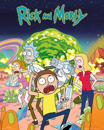 Group - Rick and Morty