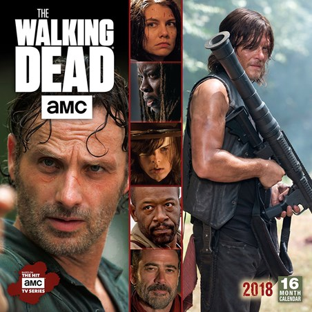 A Year of Zombies - The Walking Dead