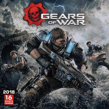 Man Vs Mutant - Gears Of War