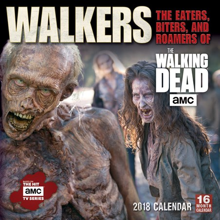 The Walking Dead™ AMC - Walkers