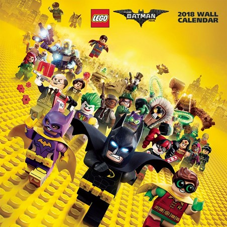 Heroes and Villains - Lego Batman Movie