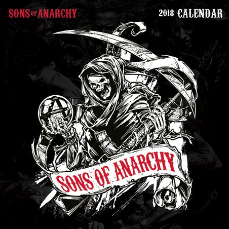 Outlaw Motorcycle Club - Sons Of Anarchy