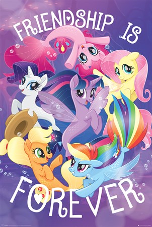 Friendship is Forever - My Little Pony Movie