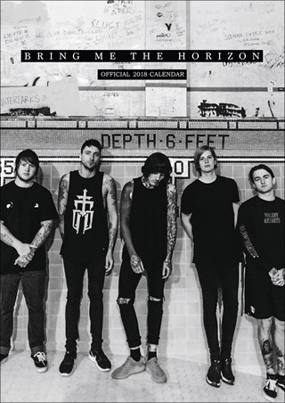 Steel City's Finest - Bring Me The Horizon