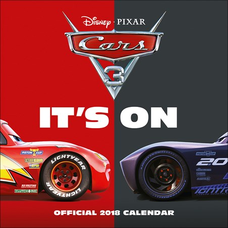It's On! - Cars 3