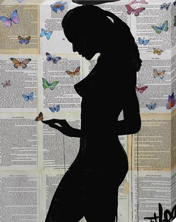 Butterflies - Loui Jover