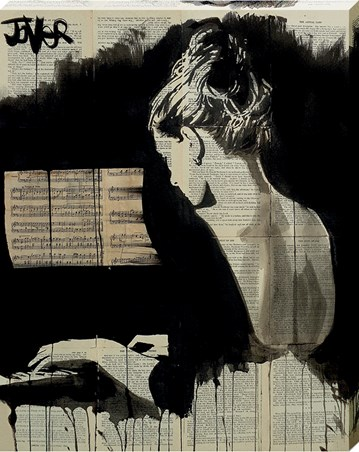 Her Sonata - Loui Jover