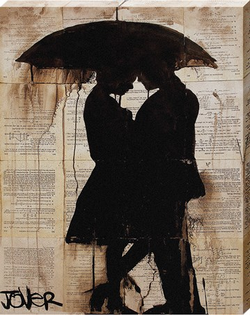 Rain Lovers - Loui Jover