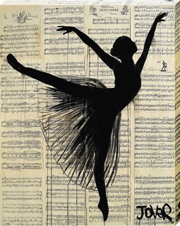 Arabesque - Loui Jover
