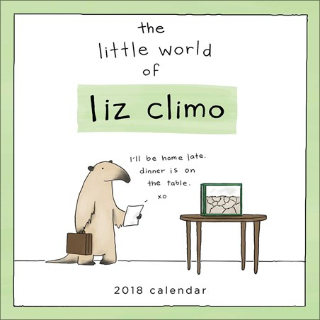 Just Like Us - Little World of Liz Climo