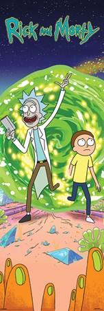 Portal - Rick and Morty