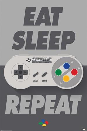 SNES Controller - Nintendo