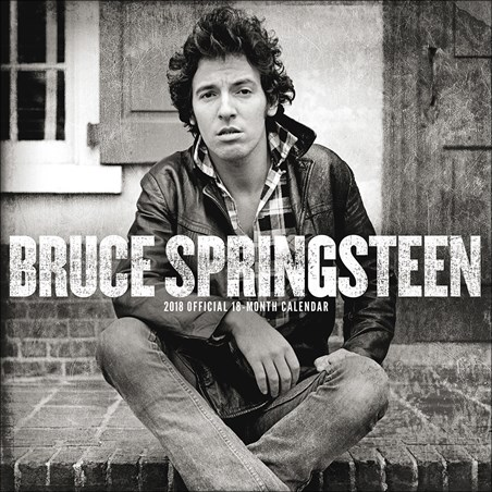 The Boss - Bruce Springsteen