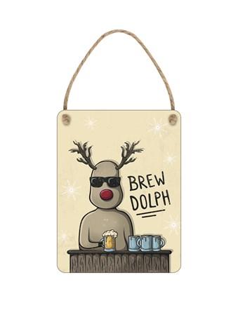 Feelin' Merry - Brew-Dolph