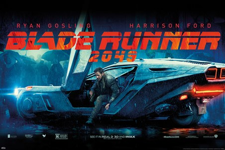 Flying Car - Blade Runner 2049