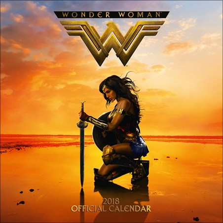 Kneel For The Warrior - Wonder Woman