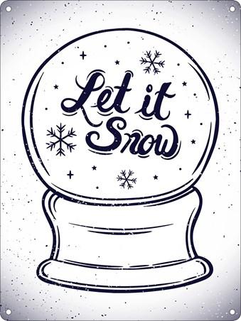 Festive Fun - Let It Snow