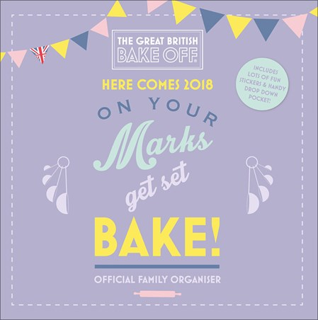 Be Star Baker - Great British Bake Off Family Organiser