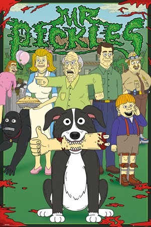 Characters - Mr. Pickles