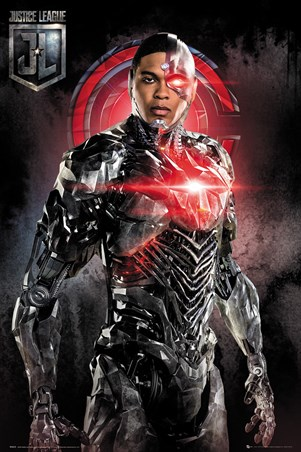 Cyborg Solo - Justice League