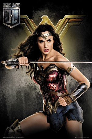 Wonder Woman - Justice League