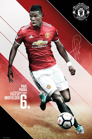 Pogba 17-18 - Manchester United