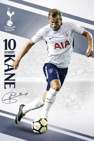 Tottenham Kane 17-18 -